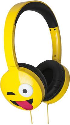 Homedics Jamoji Wired Just Kidding Headphones