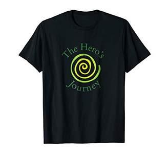 Hero's Heroine Journey Inspirational T-Shirt For Spiritual People