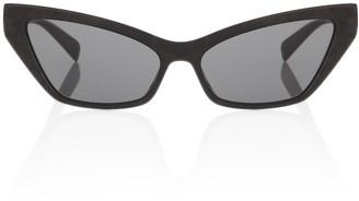 Alexandre Vauthier x Alain Mikli cat-eye sunglasses
