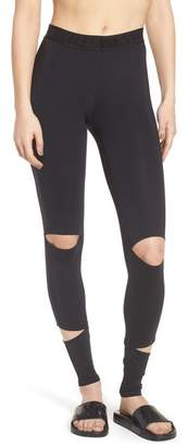 Ivy Park R) Cutaway Full Length Leggings