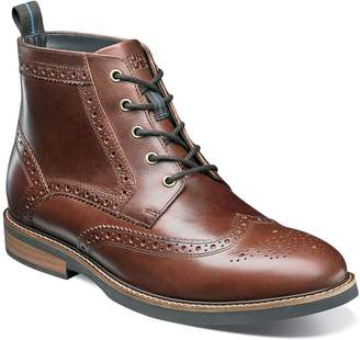 Nunn Bush Odell Men's Wingtip Dress Boots