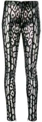 Tom Ford leopard printed leggings