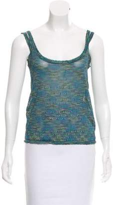 Anna Sui Sui by Sleeveless Knit Top