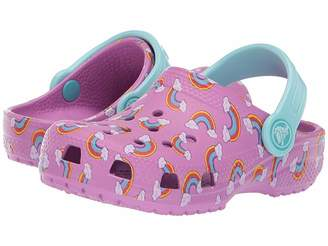 Crocs Classic Seasonal Graphic Clog (Toddler/Little Kid)