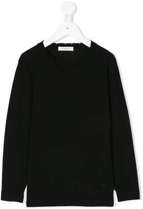 Paolo Pecora Kids long sleeve sweatshirt