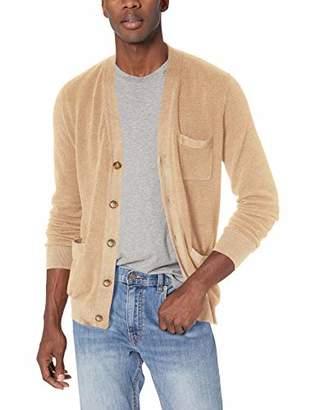 J.Crew Mercantile Men's Cotton Pique Cardigan