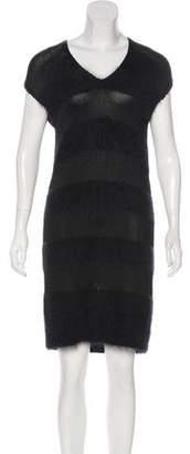 Balenciaga Knit Knee-Length Dress w/ Tags