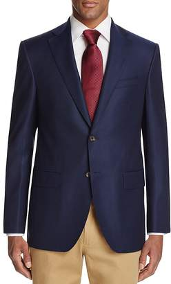 Jack Victor Basic Classic Fit Sport Coat $695 thestylecure.com