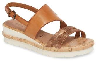 Tamaris Eda Wedge Sandal (Women)