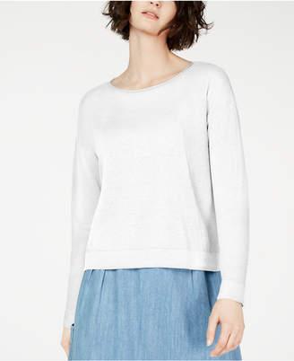 Eileen Fisher Organic Sweatshirt, Regular & Petite