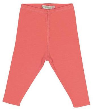 Bonpoint Solid Cotton Jersey Leggings, Pink, Size 6M-2 $55 thestylecure.com