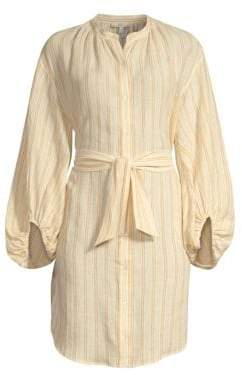 Joie Beatrissa Linen Dress