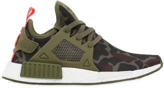 Nmd Xr1 Primeknit Sneakers $193 thestylecure.com