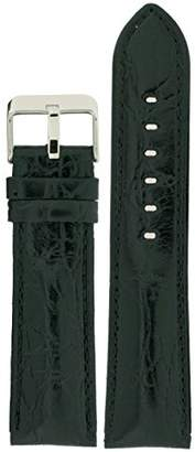 Tech Swiss LEA330-20SS 20mm Leather Calfskin Watch Strap
