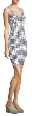LIKELY Keeley Gingham Sheath Dress
