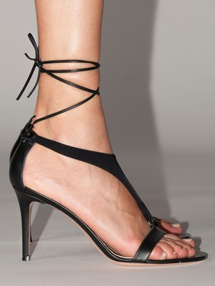 Gianvito Rossi 105mm Leather Sandals