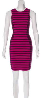 Opening Ceremony Sleeveless Striped Dress w/ Tags