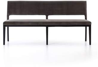 Pottery Barn Beale Upholstered Dining Bench