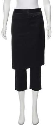 3.1 Phillip Lim Cropped Paneled Pants