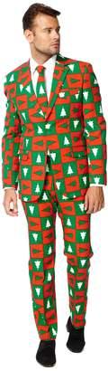 DAY Birger et Mikkelsen Opposuits Men's OppoSuits Slim-Fit Treemendous Suit & Tie Set