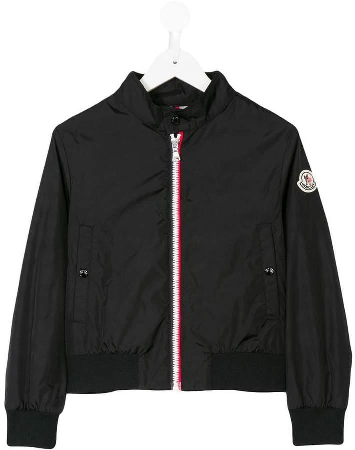 long sleeve zip jacket