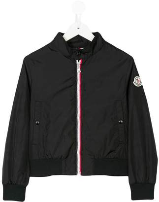 Moncler long sleeve zip jacket