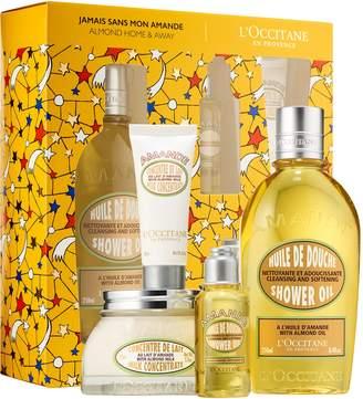 L'Occitane Holiday Almond Home & Away Set