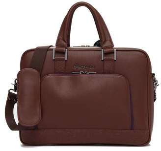 Robert Graham Paterio Pebble Grain Briefcase