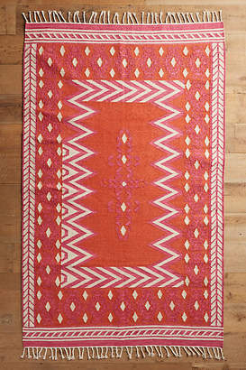 Anthropologie Chevron Path Rug
