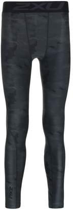 2XU Accelerate print compression leggings