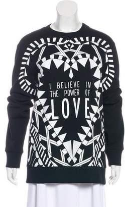 Givenchy Power of Love Sweatshirt