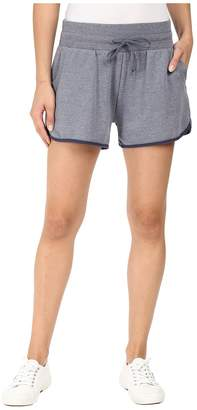 Alternative Vintage Sport French Terry Track Shorts Women's Shorts
