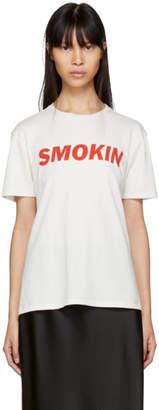 6397 Off-White Smokin Boy T-Shirt