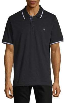 Original Penguin Short-Sleeve Cotton Polo