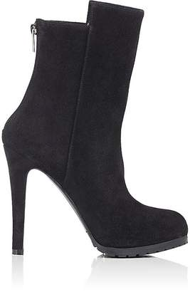 Barneys New York Women's Glory Suede Ankle Boots