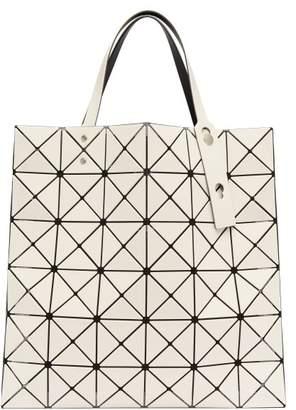 Bao Bao Issey Miyake Lucent Gloss Bi Colour Tote Bag - Womens - Ivory Multi a2865550eda80