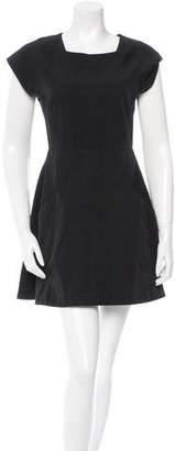 Theyskens' Theory A-Line Mini Dress