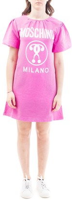 Moschino Cotton Blend Dress