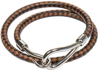 Hermes Jumbo leather bracelet