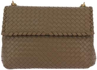 Bottega Veneta Crossbody Bags Olimpia Medium Bag With Sliding Chain Shoulder Strap And Braided Motif