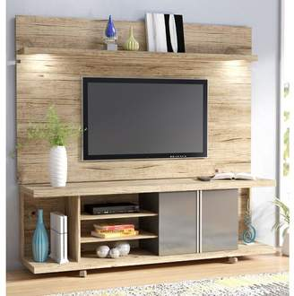 Wade Logan Lucca Entertainment Center for TVs up to 60""