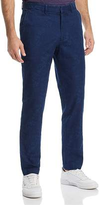 Evans OOBE Patterned Regular Fit Chinos