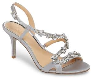 Badgley Mischka JEWEL  Ganet Embellished Sandal