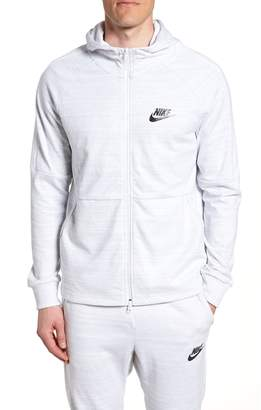 bc03ed921a88 ... Nike Sportswear Advance 15 Knit Full Zip Hoodie