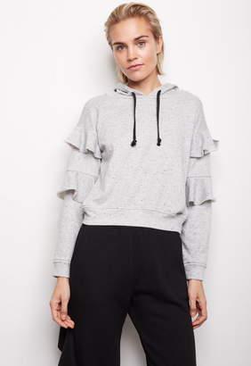 Generation Love Noelle Ruffle Sleeve Sweatshirt