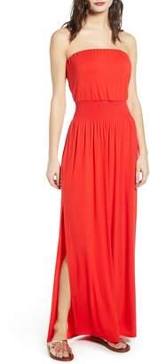 BP Strapless Maxi Dress