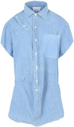 STUDY NY Denim shirts