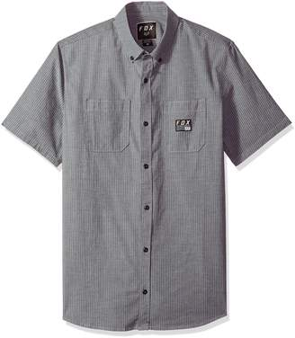 Fox Men's Decker Short Sleeve Stretch Woven
