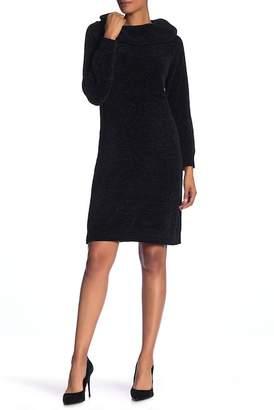 Nine West Solid Sweater Dress