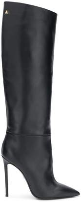 Grey Mer Campari knee length boots